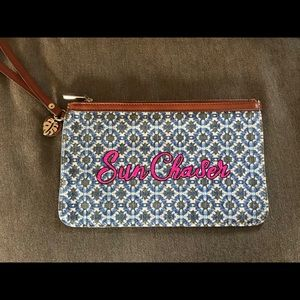 """Tommy Bahama """"Sun Chaser"""" clutch"""